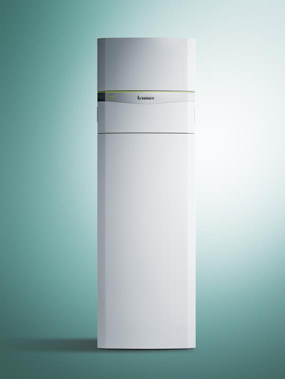 Vaillant Multi ısı pompası flexoTHERM exclusive  flexoCOMPACT exclusive