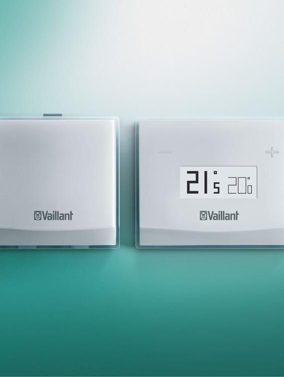 Vaillant Akıllı Oda Termostatı eRELAX