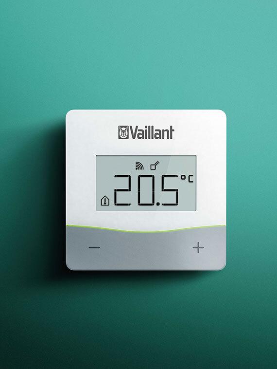 Vaillant Akıllı Oda Termostatı vSMART pro