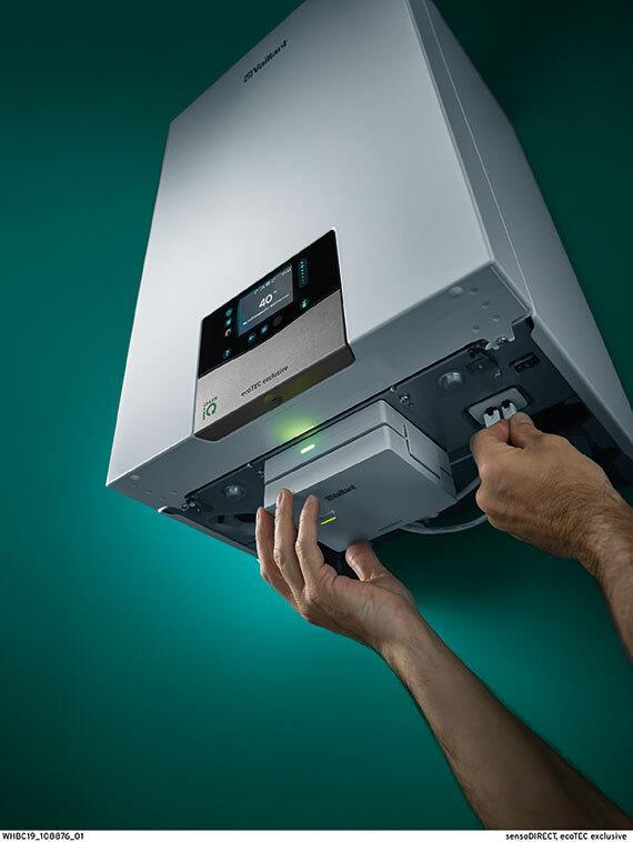 Vaillant ecoTEC Exclusive Green iQ 36 Multi Yoğuşmalı Kombi