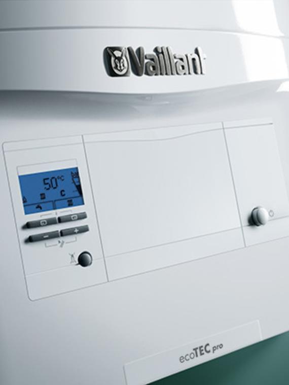 Vaillant ecoTEC Pro Tam Yoğuşmalı Kombi