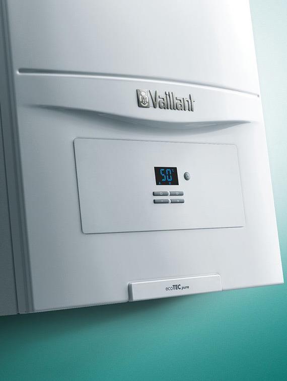 Vaillant ecoTEC Pure Tam Yoğuşmalı Kombi
