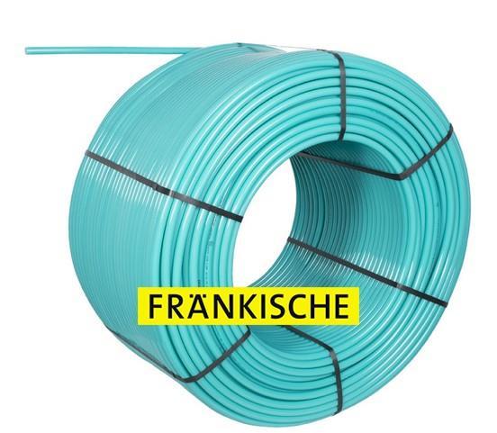 Fraenkısche Yerden Isıtma Borusu