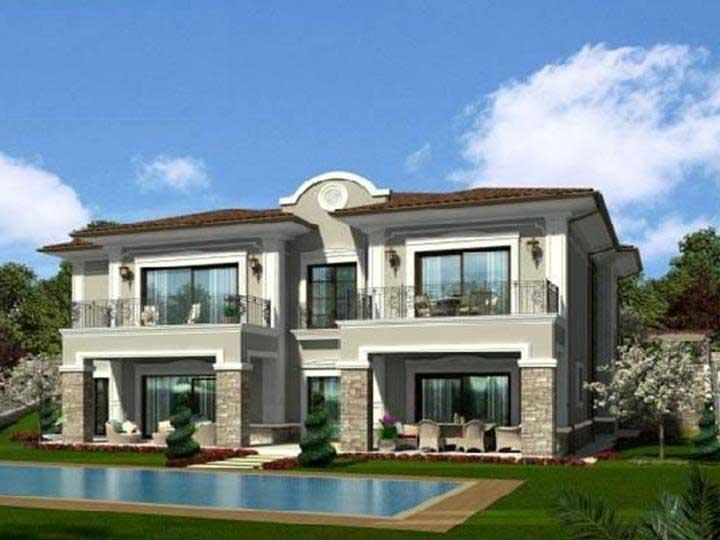 Pelican Hill Ihlamur Evleri 121 adet Villa Yerden Isıtma Otomasyon Devreye Alma